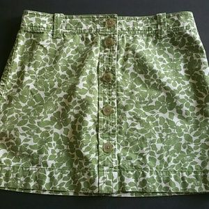 J. Crew Skirts - J Crew Cotton skirt